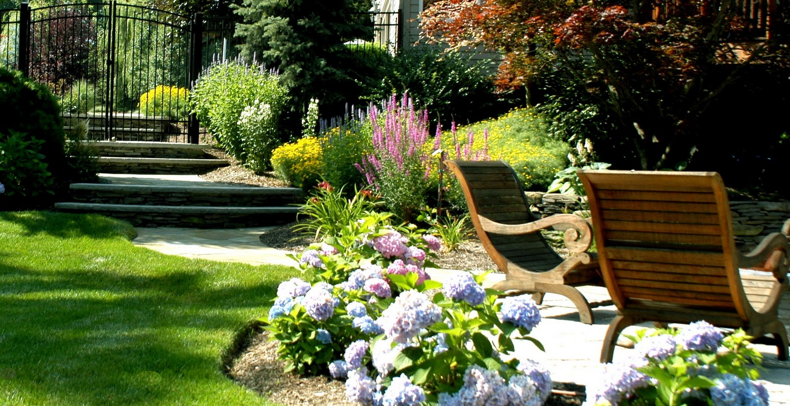 landscapers in long beach island leary s landscaping