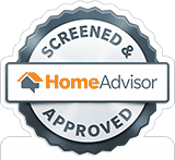 Leary's Landscaping is HomeAdvisor Screened & Approved